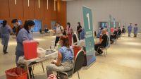Vacunación Centro de Convenciones 2