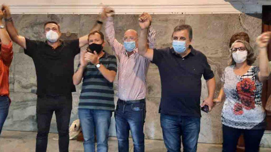 Diego Mestre, en Capital, y Marcos Carasso, en el interior, se adjudicaron la victoria en las internas de la Unión Cívica Radical (UCR).