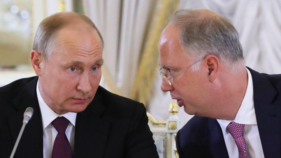 Rusia Acuerdo Sputnik V