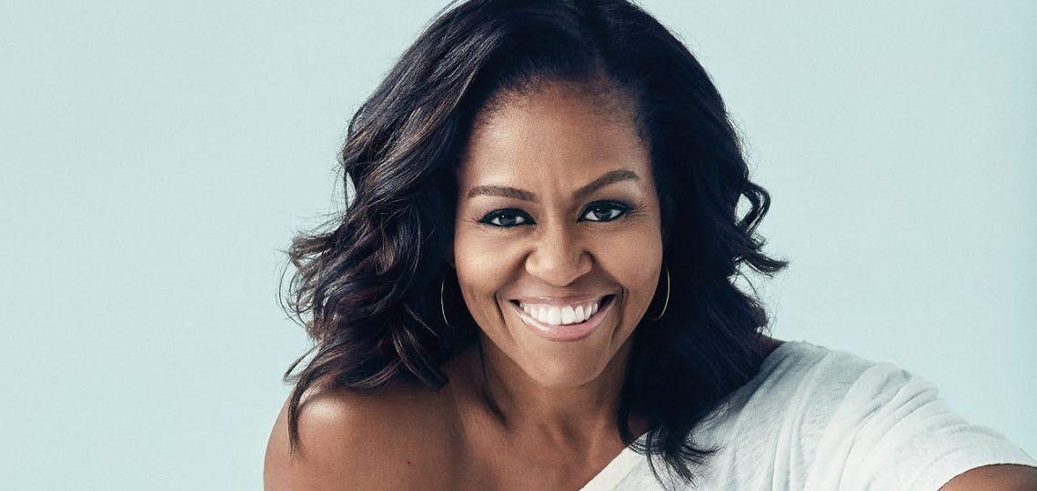 Enteráte por qué Michelle Obama entrará al Salón Nacional de la Fama de la Mujer