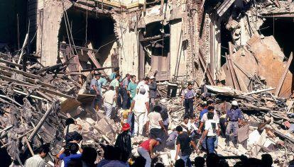 17 marzo 1992, atentado en la embajada de Israel en Bs As.