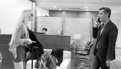 Ángel de Brito detalló el accidente de Luciana Salazar minutos antes de salir en LAM