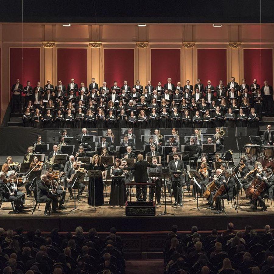 El Teatro Colón presentó su nueva programación artística | Perfil