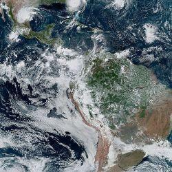 Los científicos construyeron un modelo del sistema terrestre que simula tanto los procesos climáticos como los biogeoquímicos.