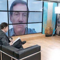 Jorge Fontevecchia entrevista al senador nacional Luis Naidenoff