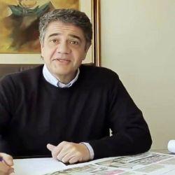 Jorge Macri presenta su libro en abril.  | Foto:CEDOC