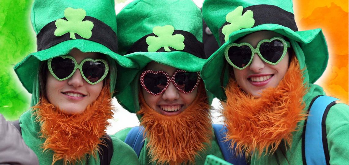 ¿Por qué en el día de San Patricio se viste de verde?