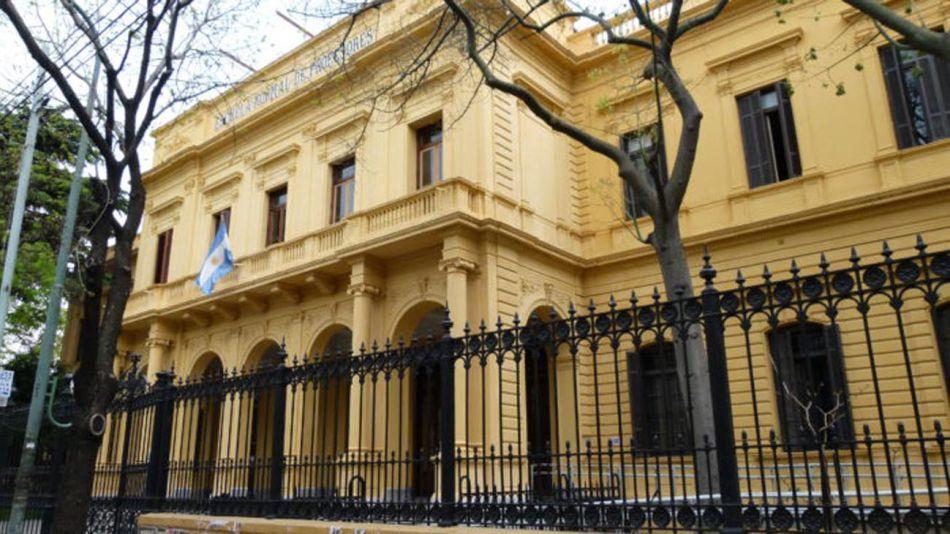 Escuela Mariano Acosta 20210317