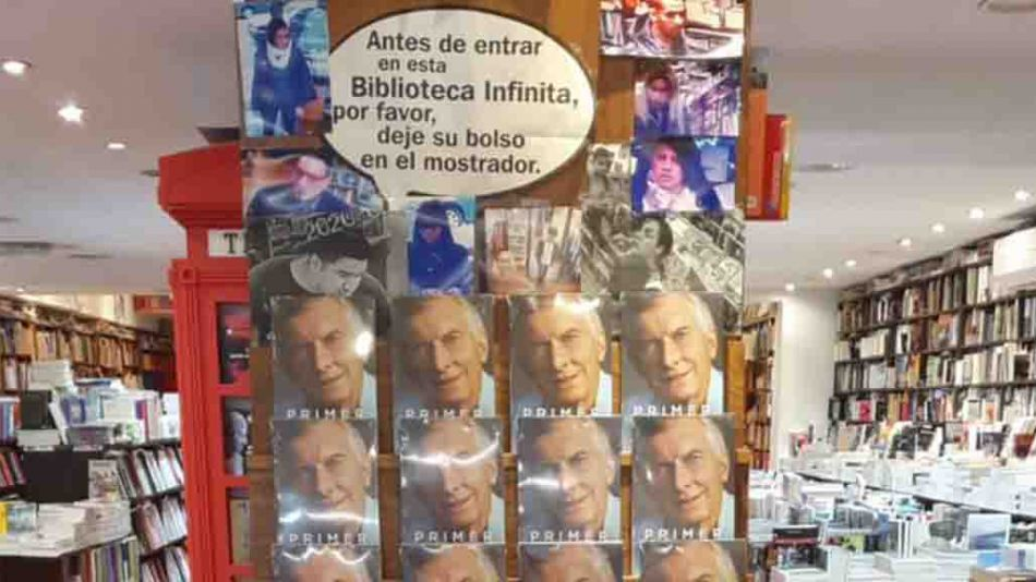 Pablo Avelluto promocionó el libro de Mauricio Macri