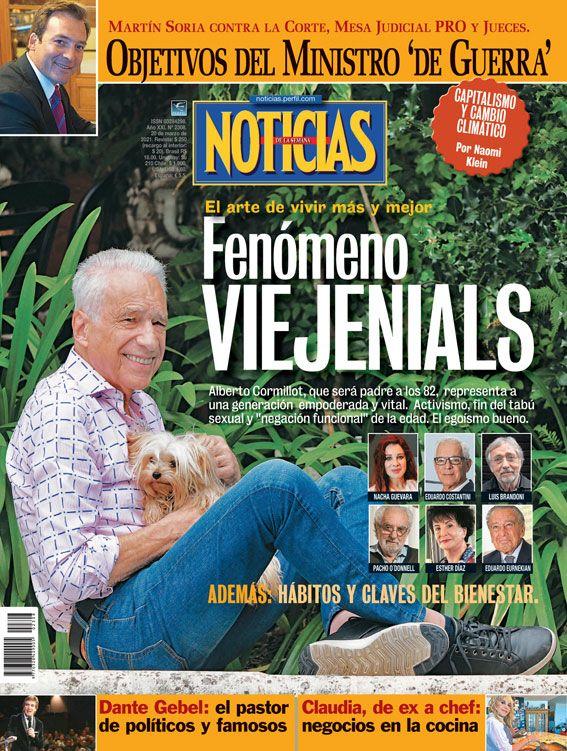 Tapa Nº 2308: Fenómeno viejenials | Foto:Pablo Temes