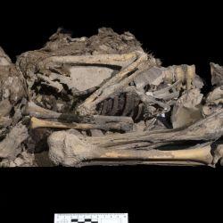Los restos momificados de forma natural de una niña de entre 6 y 12 años datan de hace 6.000 años.
