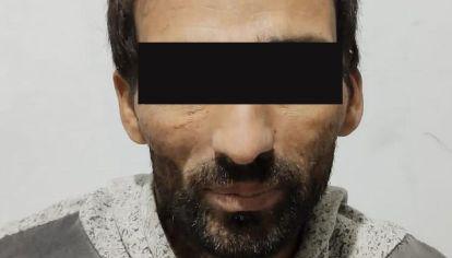 Carlos Savanz, el hombre detenido por la desaparición de M.