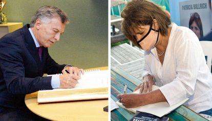 Mauricio Macri - Patricia Bullrich