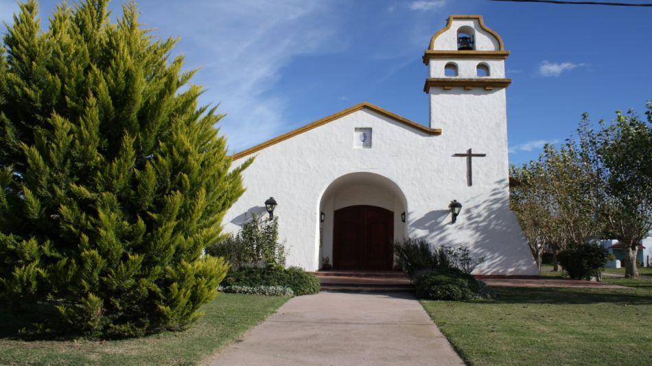 MECHONGUE, Capilla de Nuestra Señora de Lourdes