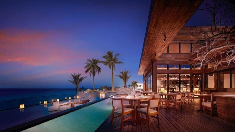 Resort Nobu Hotel Los Cabos - Cabo San Lucas México - Cuarentena todo incluido huéspedes con Covid