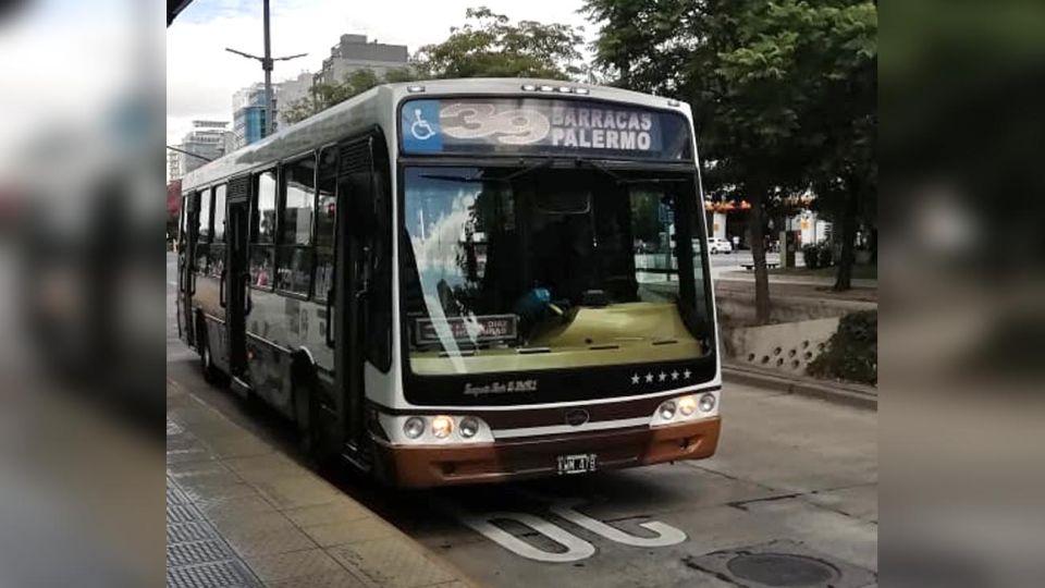 Cambio de recorrido Linea 39 20210318