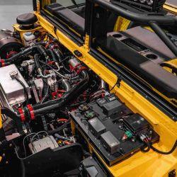 Bajo el capó nos encontramos con un motor turbodiésel V8 Duramax, de 6.6 litros, de 507 CV.