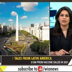 El informe sobre el no acuerdo entre Pfizer y Argentina fue presentado en WioNews | Foto:Cedoc.