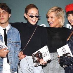 La familia Hadid, pura herencia fashion.