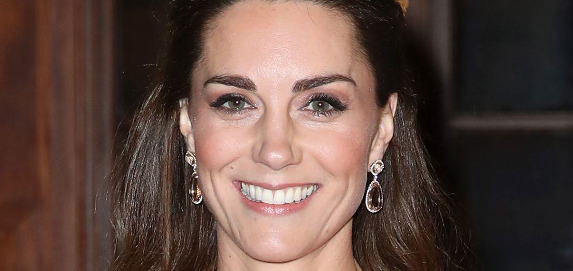 Kate Middleton en el look monocromático que podés recrear