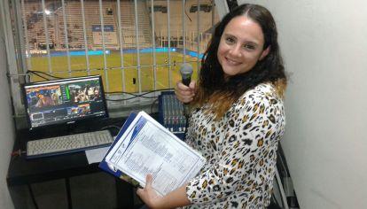 Ayelén Merchak quiere cumplir el sueño que tiene desde los 15 años: ser presidenta de Vélez.