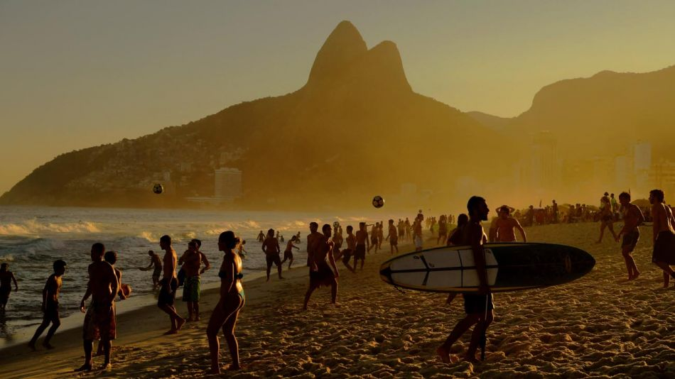 Playa de Río de Janeiro 20210319