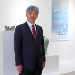 Moonhaeng Cho, director del Centro Cultural Coreano.
