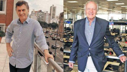 Tiempos de gestión. Mauricio Macri detalla en su libro como motorizó el final del programa Fútbol para Todos, junto con el empresario Fernando Marín.