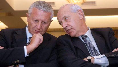 """Cercanos. Sarghini es peronista, """"anti grieta"""" y milita junto a Lavagna, ex ministro de Economía."""