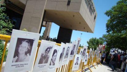 MEGACAUSA. En el expediente se investigan 58 abusos sexuales de torturadores a mujeres cometidos en La Perla, D2 y UP1.