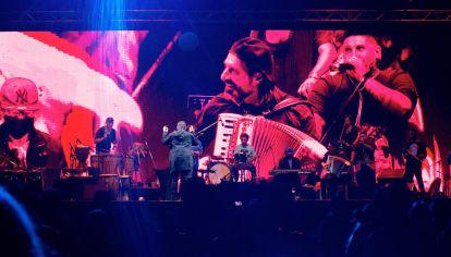 PAN se presentó por 1era vez en el Hipódromo de Palermo