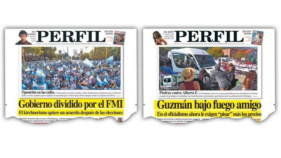 PERFIL viene anticipando las trabas que dentro del oficialismo le vienen poniendo a los planes de Martín Guzmán.
