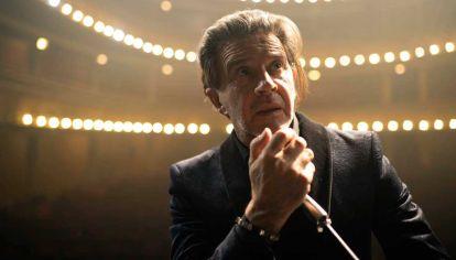 Logro. La película Bandido lo tiene en el mejor papel de toda su carrera. Inauguró el festival Bafici.