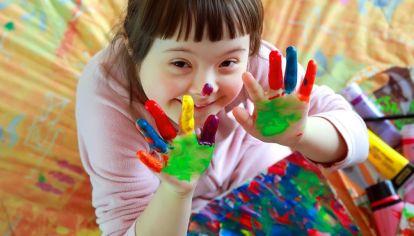Las posibilidades de desarrollo de cada niño o niña con Síndrome de Down son tantas como sujetos hay.