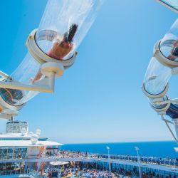 Buque Royal Caribbean Adventure of the Seas.