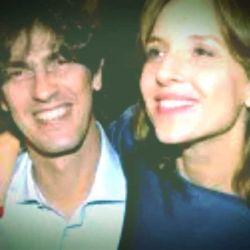 Martin Lousteau junto a Carla Peterson