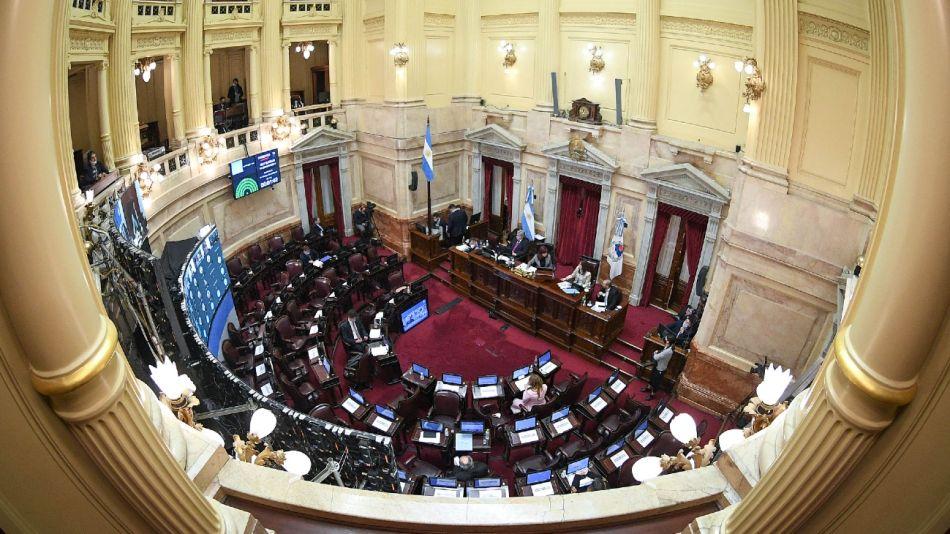 El Senado dio media sanción a la prórroga en una sesión remota