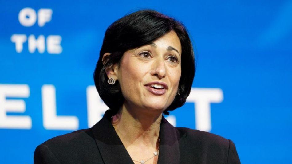 Rochelle Walensky - Directora CDC - Estados Unidos