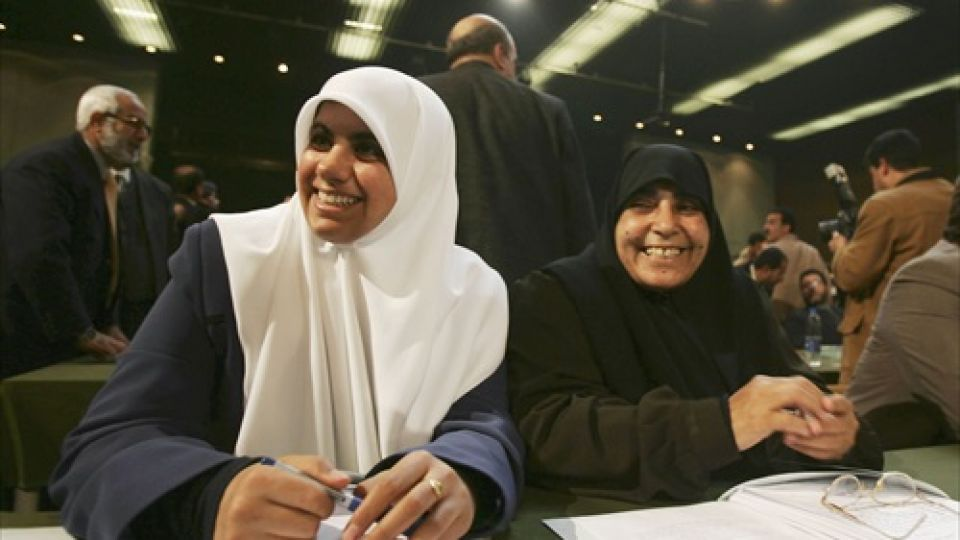 Hamas elige una mujer para dirigir el movimiento palestino