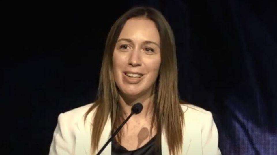 María Eugenia Vidal g_20210322