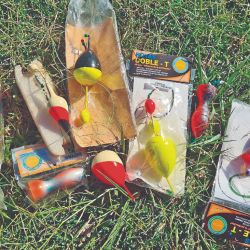 Boyas atendidas pescan más que boyas quietas.