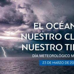 """El lema para la campaña de este año es """"La relación de los océanos con el clima y con el tiempo""""."""