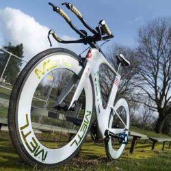 Los modernos neumáticos se desarrollaron en colaboración con la NASA.