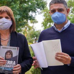 Macri y Bullrich   Foto:CEDOC