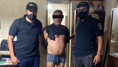 Alejandro Miguel Ochoa, el motochorro acusado por el ataque mortal contra la psicóloga.