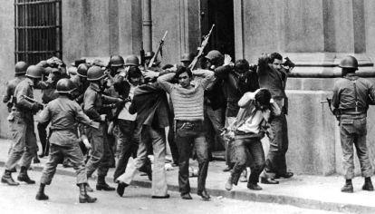 Imágenes del golpe militar de 1976