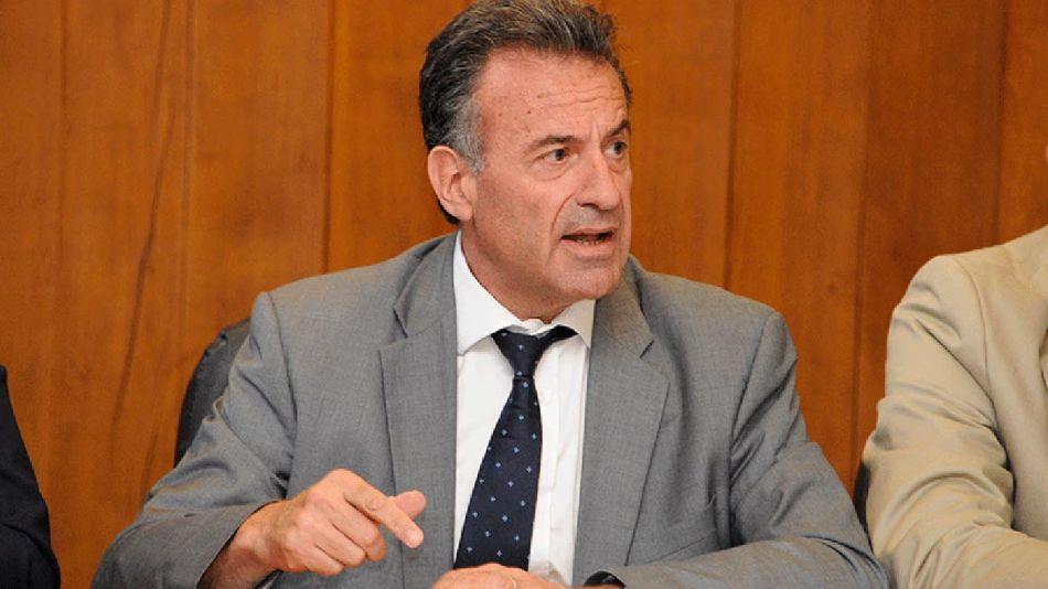 Daniel Salinas ministro de salud de Uruguay 20210323