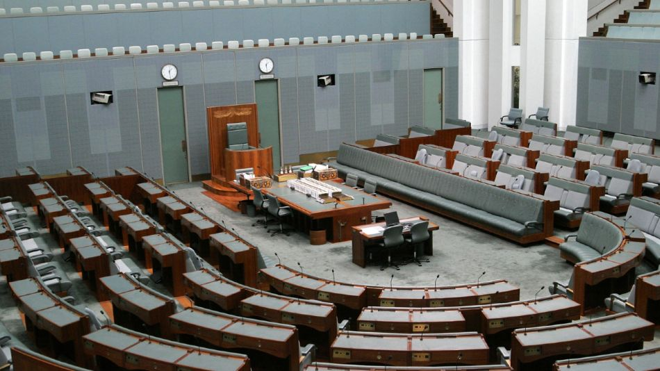 Parlamento Australia Escandalo