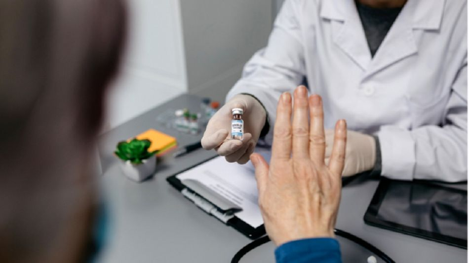 Rechazo vacuna - Vacuna - Vacunación - Covid - Coronavirus