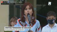 Discurso de Cristina Kirchner